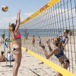summertour Beachvollebal circuit vlissingen evenement
