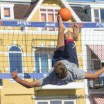 Bossaball strand vlissingen evenement