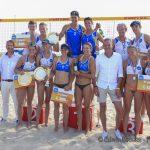 Finale Beachvolleybal Vlissingen Eredivisie Dela