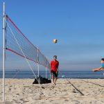 Erik Nijland Vlissingen beachvolleybal