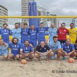 Beachsoccer evenement Vlissingen