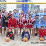 Beachsoccer Zeeland Vlissingen finale